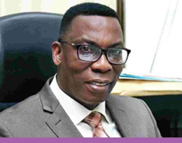 Commissioner of Insurance, Justice Yaw Ofori