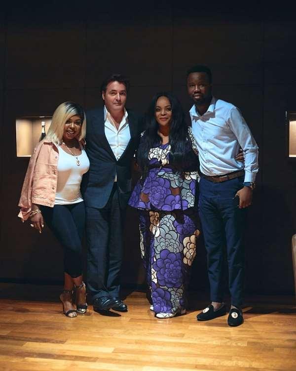 Beverly Hills Billionaire Kenneth Bordewick To Invest In Ghana