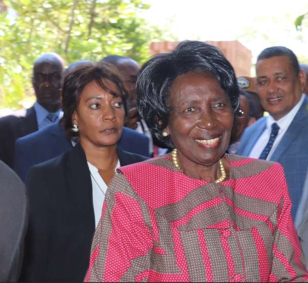 Africa's Vision For Prosperity & Inclusiveness Requires Timely And Accurate Statistics — VP Wina