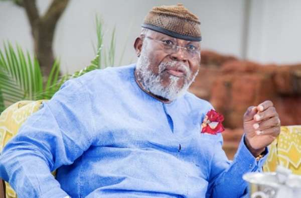GFA Elections: 'Don't Elect A Destroyer' - Dr Nyaho Tamakloe Implores Delegates
