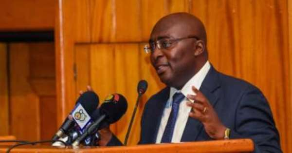 Dr. Bawumia For UK Investment Summit