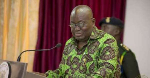Akufo-Addo Announces Purchase Of 135 Land Cruisers For Military