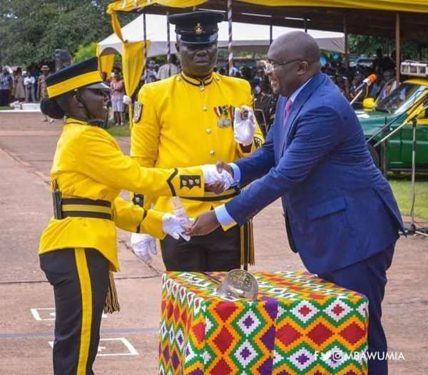 Prison Inmates Set To Benefit From NHIS--Veep Bawumia