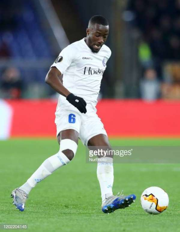 Unimpressive Lomotey Replaced With Ex-Lyon Star Elisha Owusu For Sudan Clash Next Month