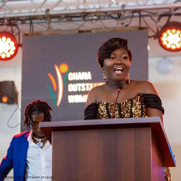 Daughter Of COA Mixture CEO Wins Outstanding Women Young Entrepreneur Award