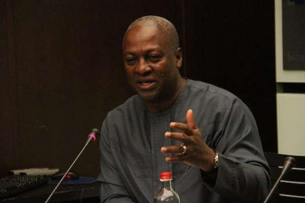 Is Mahama really returning to correct his mistakes?