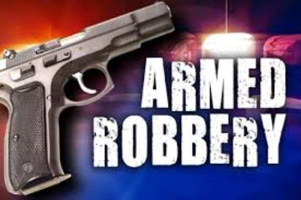 A/R: Robbers Shoot Chinese Man At Ahodwo, Snatch His Bag