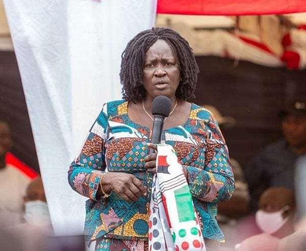 Okada: Do You Think All Ghanaians Drive On Asphalted Roads ? – Naana Jane To Akufo-Addo