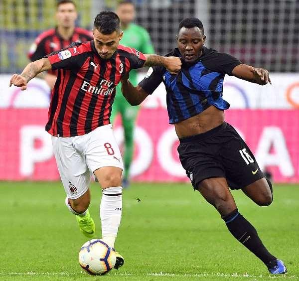 Mario Icardi Scores A Stunning Header As Kwadwo Asamoah's Inter Wins Milan Derby [VIDEO]