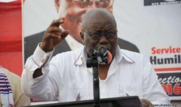 Akufo-Addo Assures Ghanaians