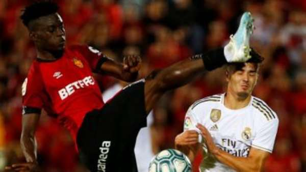 Ghanaian Duo Help Real Mallorca To Deepens Real Madrid Woes