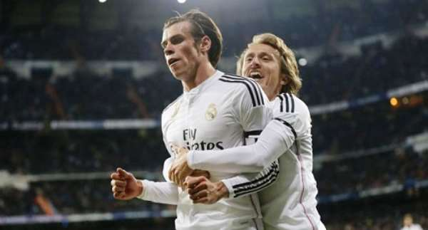 UCL: Modric And Bale To Miss Real Madrid's Trip To Galatasaray