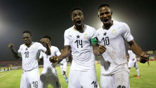 2019 WAFU Cup: Ghanaian Trio Included In Team Of The Tournament