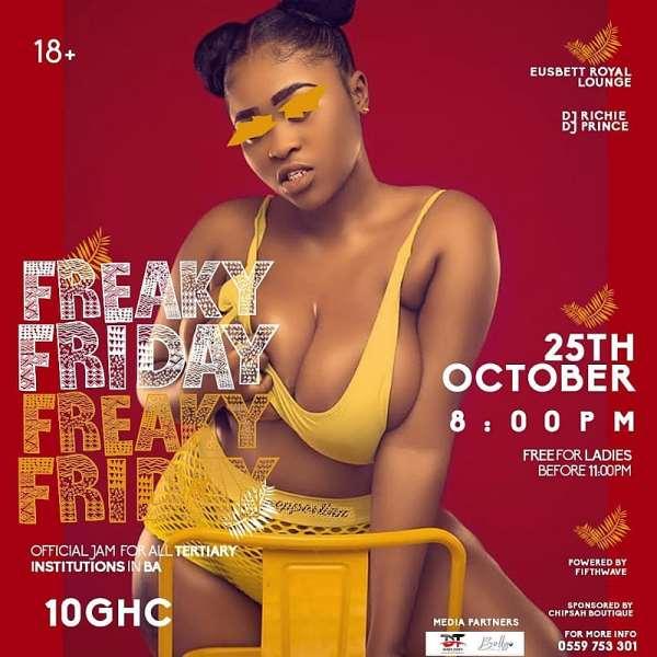 Freaky Friday Set To Hit Sunyani