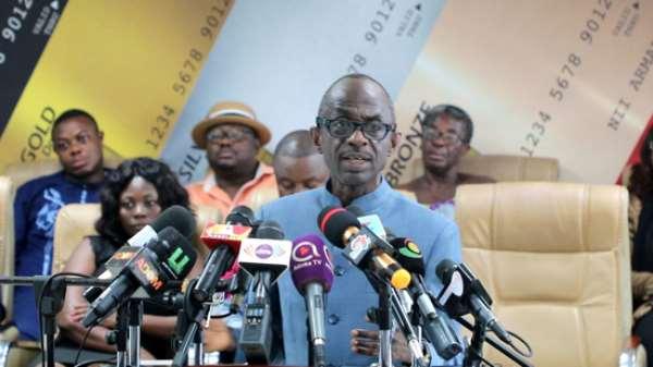 Sack Ken, Amewu Over PDS Shame — NDC To Akufo-Addo