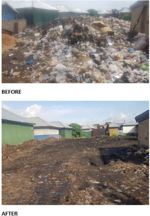 Savannah Region: Dumpsites Evacuated; No Dumping Of Refuse--Deputy Minister Warns