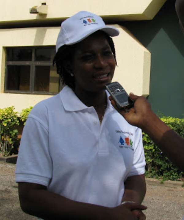 Don't Lose Your Guard – Keep Your Key Protector, Handwashing With Soap---Mrs. Theodora Adomako-Adjei