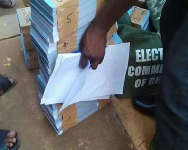 Election 2020: EC To Begin Printing Of Ballot Papers