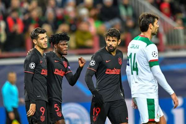 UCL: Here Is Thomas Partey's Stunning Statistics Against Lokomotiv Moscow