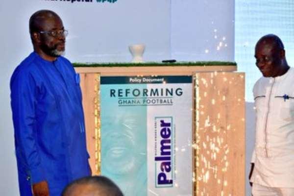 GFA Presidential Race: Palmer Outlines Plans To Revamp Ghana Football When Elected President
