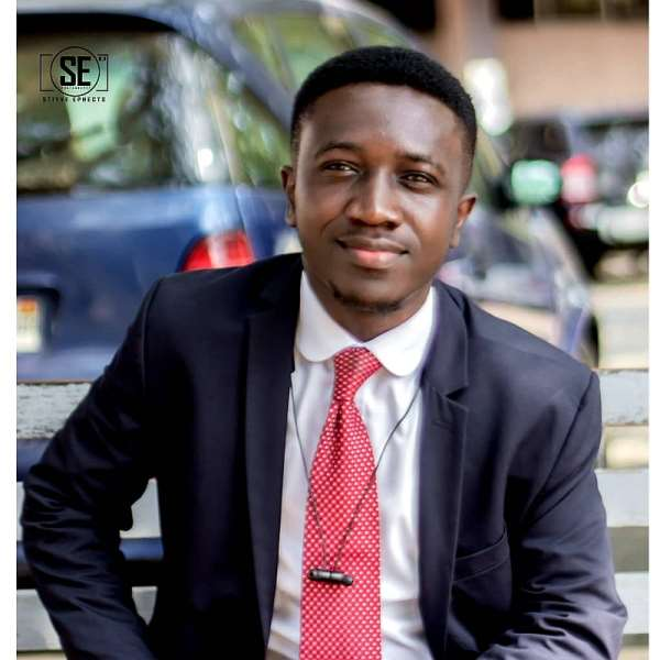 National Health Students Association of Ghana President, Franklin Nyanzu