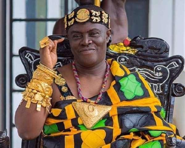 Paramount Chief of Dormaa Traditional Council, Osagyefo Oseadeeyo Agyemang-Badu II