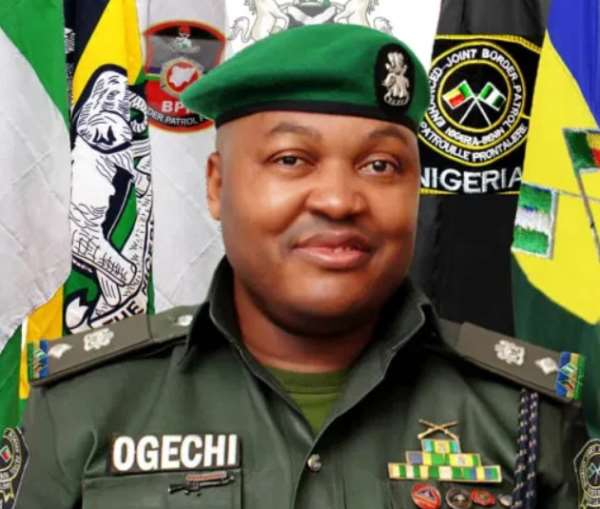 Chief Superintendent of Police (CSP) Udu Moses Ogechi