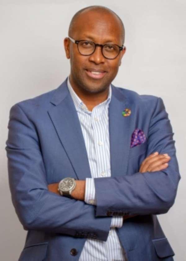 Dr. Githinji Gitahi, Global CEO, Amref Health Africa