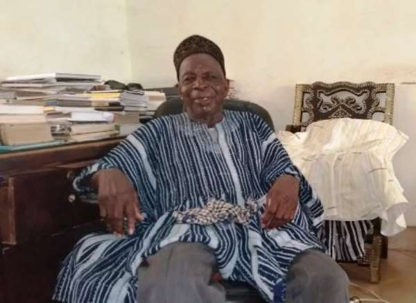 Let's Avoid Political Vigilantism--Gwollu Chief