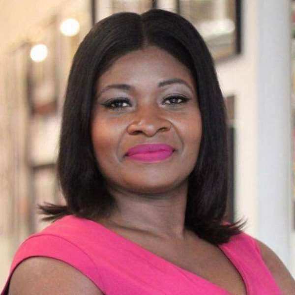 Renowned Diaspora Political Activist & Women's Advocate Joins NDC
