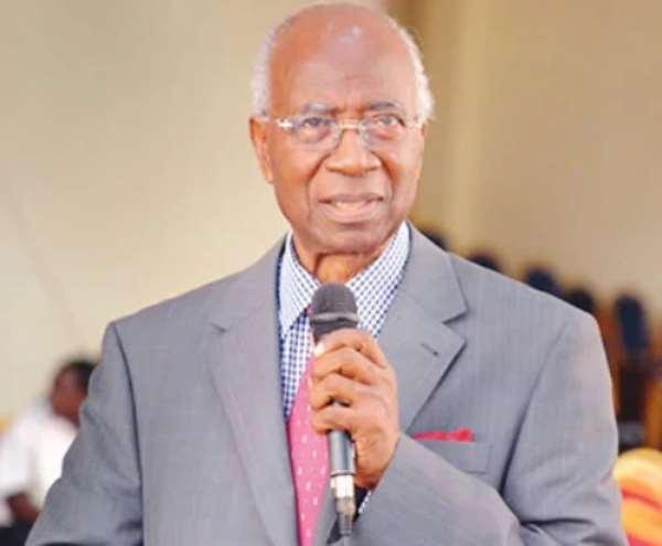 Professor Ladipo Akinkugbe