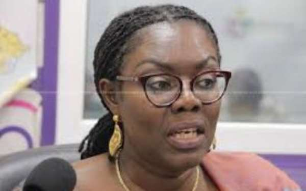 Ursula Owusu Chases Mynewsgh, Others Over False Reportage