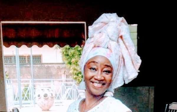Nana Frema Busia: Politrickcian Luxury Farce