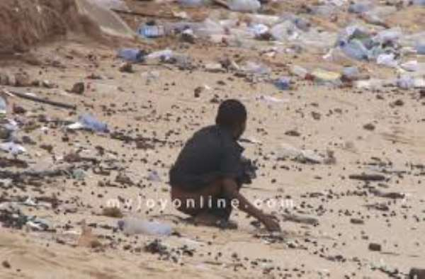 Gomoa East Assembly Punishes Five Persons for Open Defecation
