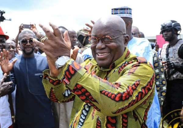 Election 2020: I Need Your Votes In 'Boom Boom' Margins — Akufo-Addo Urges Oti Region