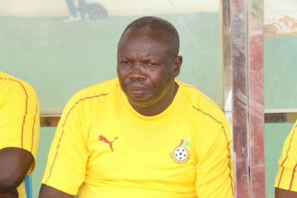 Samuel Aboabire - Greater Accra RFA Chairman