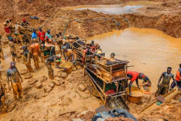 2020 Polls: Galamsey And The Political Economy; Who Would Galamsey Operators Vote For?
