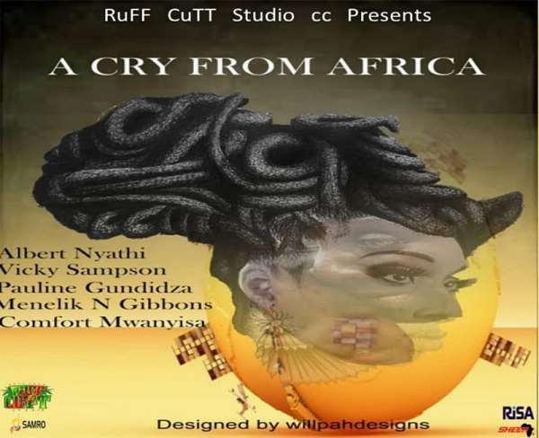 """New music alert: """"A CRY FROM AFRICA"""""""