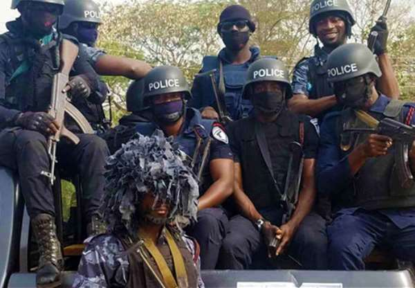 Police Comb For Armed Robbers In Ashanti Region