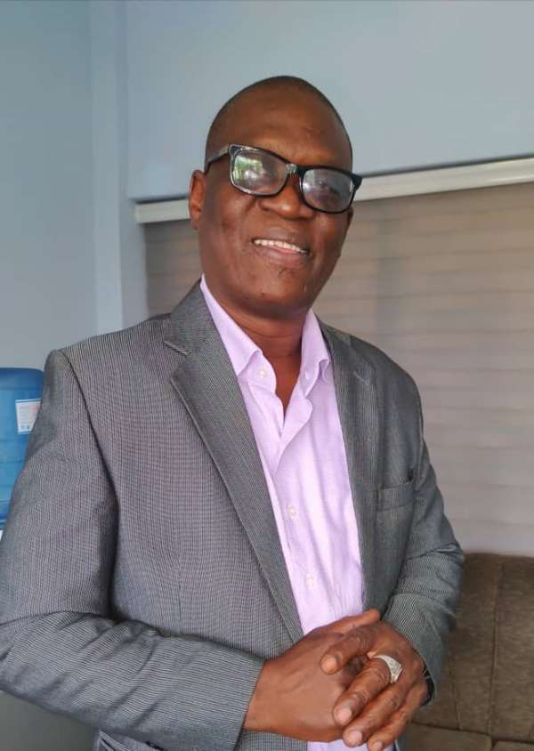 Twum Boafo Praises Akufo-Addo For Achieving A Good Number Of SDGs
