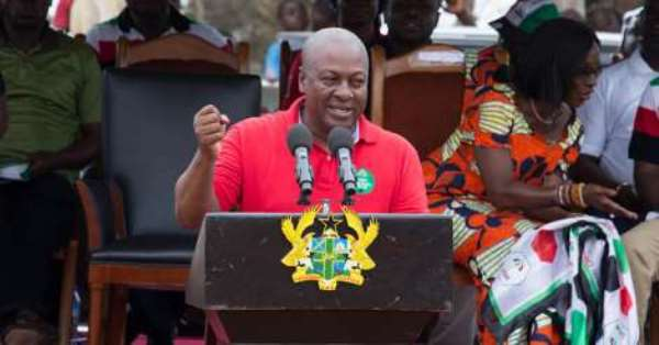 Reasons Why Ghanaians Need To Vote For Mahama