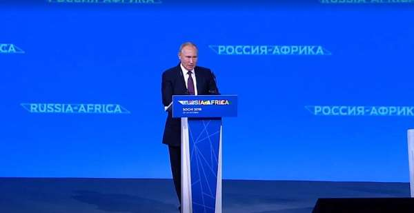 Mr. Vladimir Putin