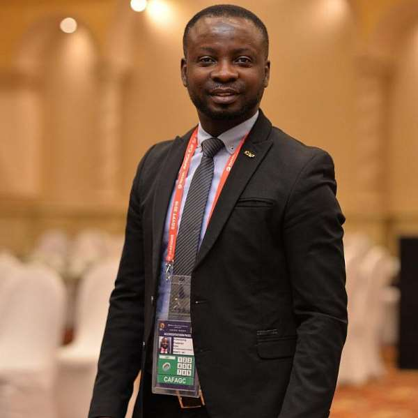 Ashanti Gold CEO Frederick Acheampong