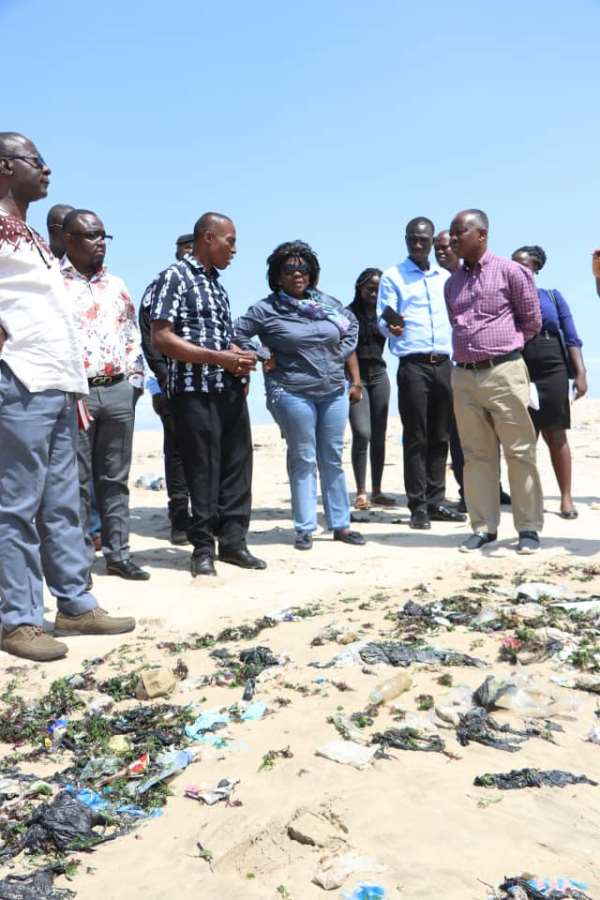 Sanitation Minister Wrap Up Accra Tour; Ashanti Region Next