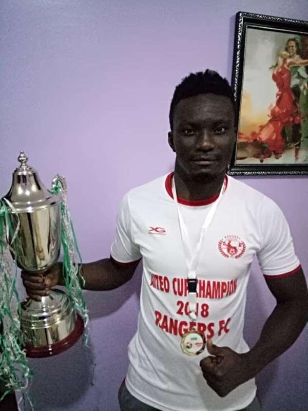 Nana Bonsu Dazzles As Enugu Rangers Win First Nigerian Cup Since 1983