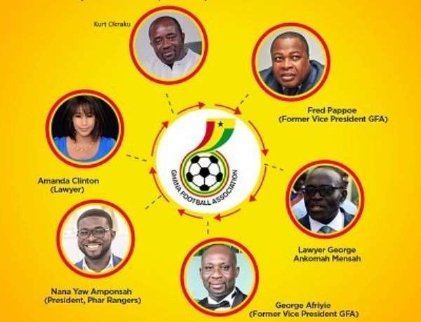 Live Updates: 120 Delegates To Elect New GFA President Today