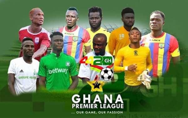 2017/2018 Ghana Premier League Season Official Truncated