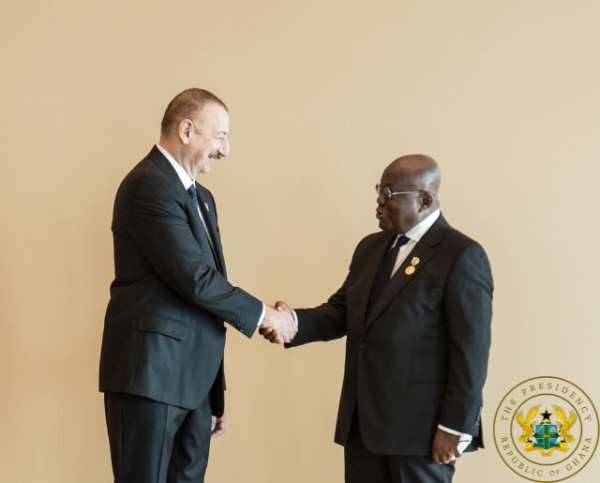 Akufo-Addo Urges NAM Members To Establish Global Peace, Equality