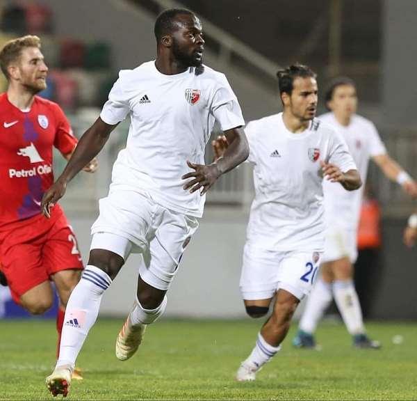 Umar Basit Nets Consolation Goal For Ankaraspor In Narrow Defeat To Balikesirspor
