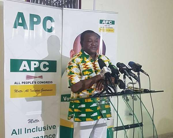 Hassan Ayariga Goes Mad Over PDS Scandal, CST